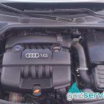 Газови инжекциони, монтаж - Audi A3 - София