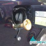 Постравяне на газов инжекцион Bardolini наAudi A6 1.8T 150 к.с. - Газови инжекциони