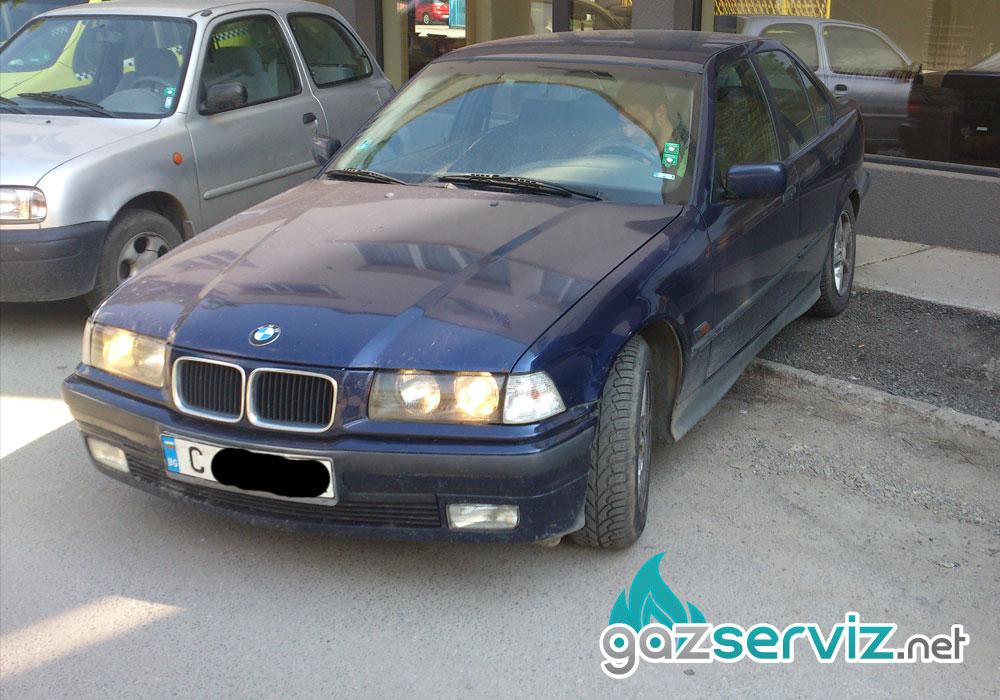 BMW 320 Е36 газов инжекцион Bardolini цена софия газ сервиз