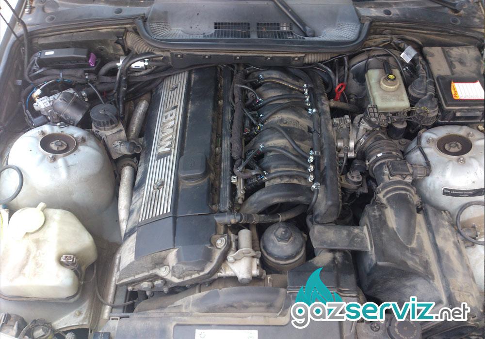 Газови инжекциони, монтаж BMW 320 Е36 софия