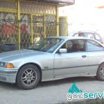 BMW 328 Е36 газов инжекцион Agis - софия