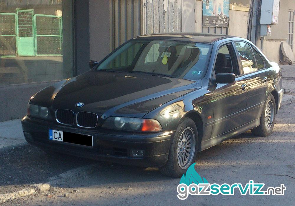 Газови инжекциони, монтаж - BMW 520 E39 150 к.с Газ Сервиз София