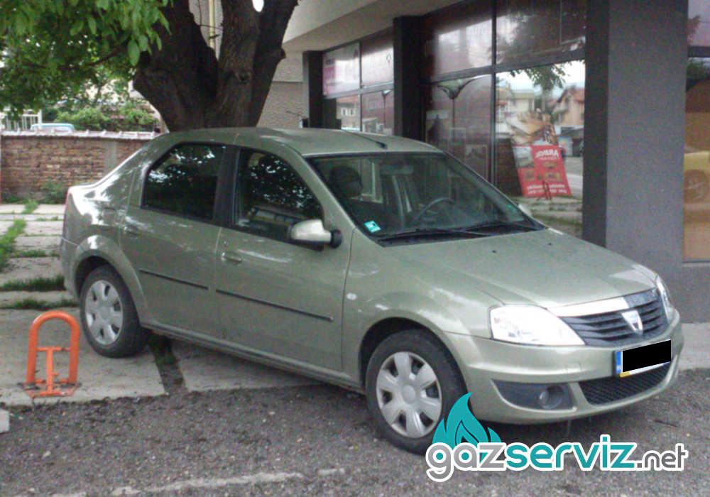 Газови инжекциони, монтаж Dacia Logan цена софия
