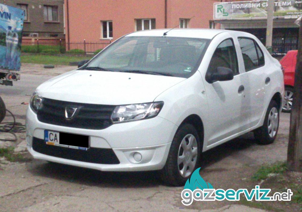 Газови инжекциони, монтаж Dacia Logan газ сервиз софия