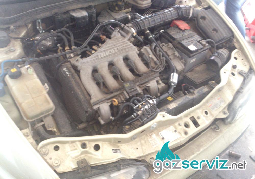 Fiat Brava с газова уредба / газови уредби софия