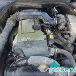 Поставяне на газов инжекционBardolini на Mercedes C200 / газови инжекциони софия