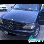Газови инжекциони, монтаж Mercedes ML - Газ сервиз София