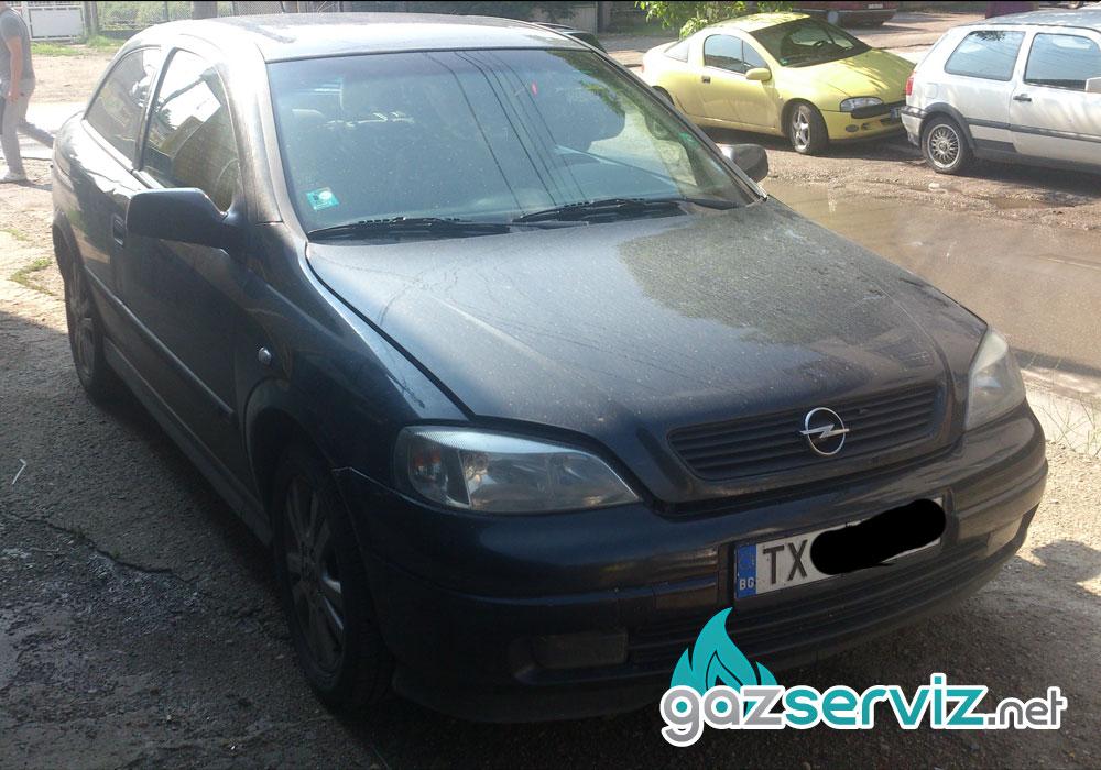 Opel Astra G 2.0 газов инжекцион Agis