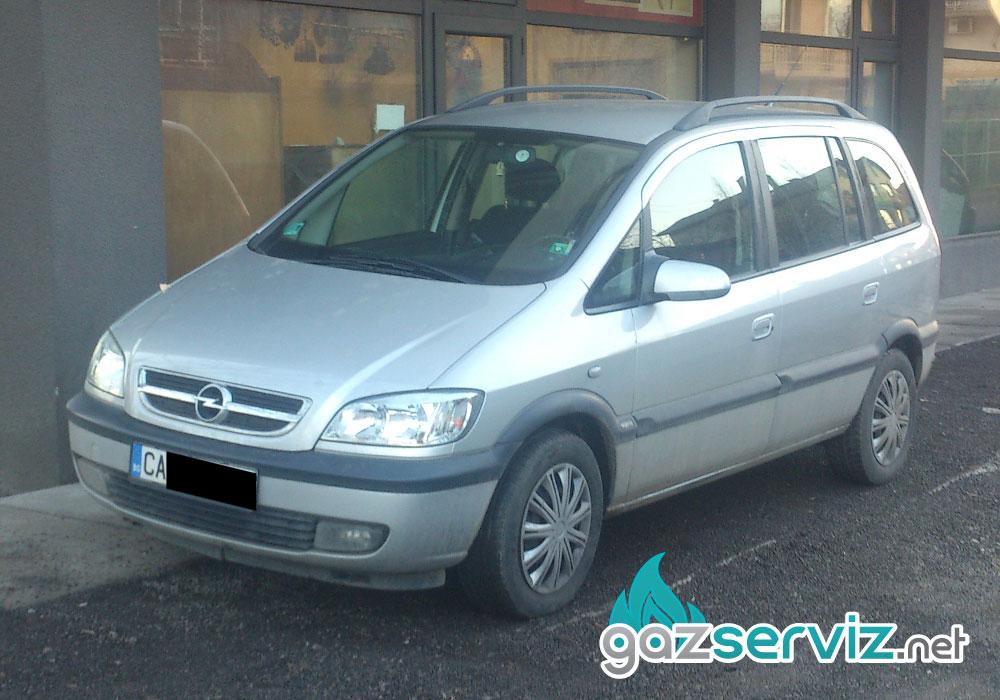 Opel Zafira A с газов инжекцион King цена софия