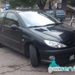 Peugeot 206 газов инжекцион Bardolini   Газ Сервиз