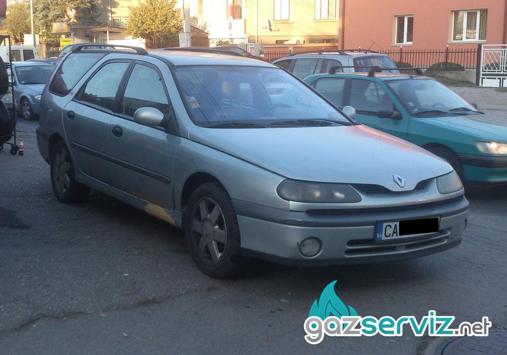 Renault Laguna с газова уредба цена софия