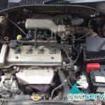 Toyota Avensis с газова уредба Agis