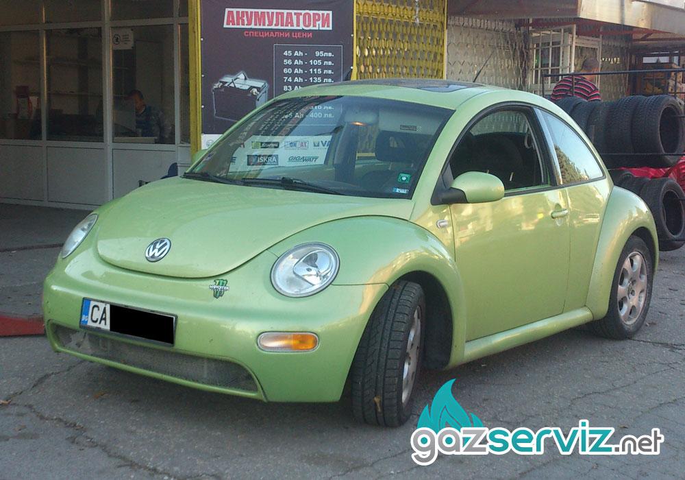 VW Beetle с газов инжекцион Agis цена софия