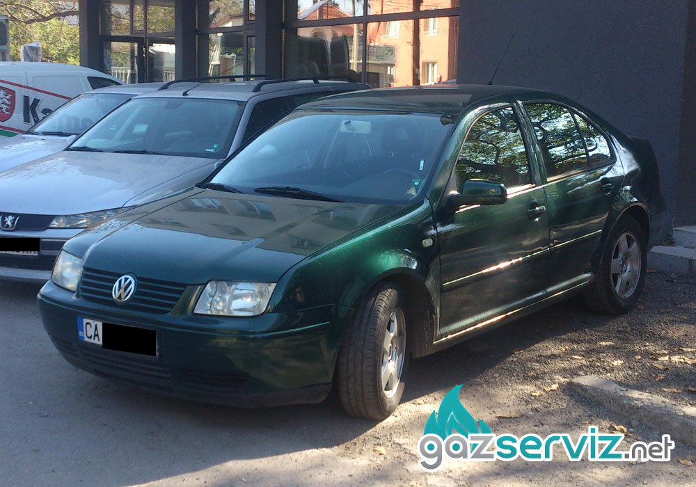 VW Bora с газов инжекцион Agis / цена София