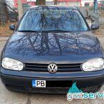 Volkswagen Golf IV с газова уредба - сервиз газови уредби