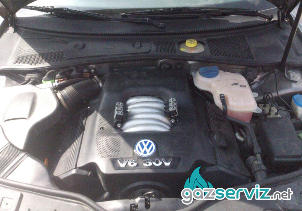 Газови инжекциони, монтаж - Volkswagen - Газ сервиз