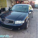 Audi A4 1.8 Turbo 315 к.с. с газов инжекцион Agis / Газ сервиз София