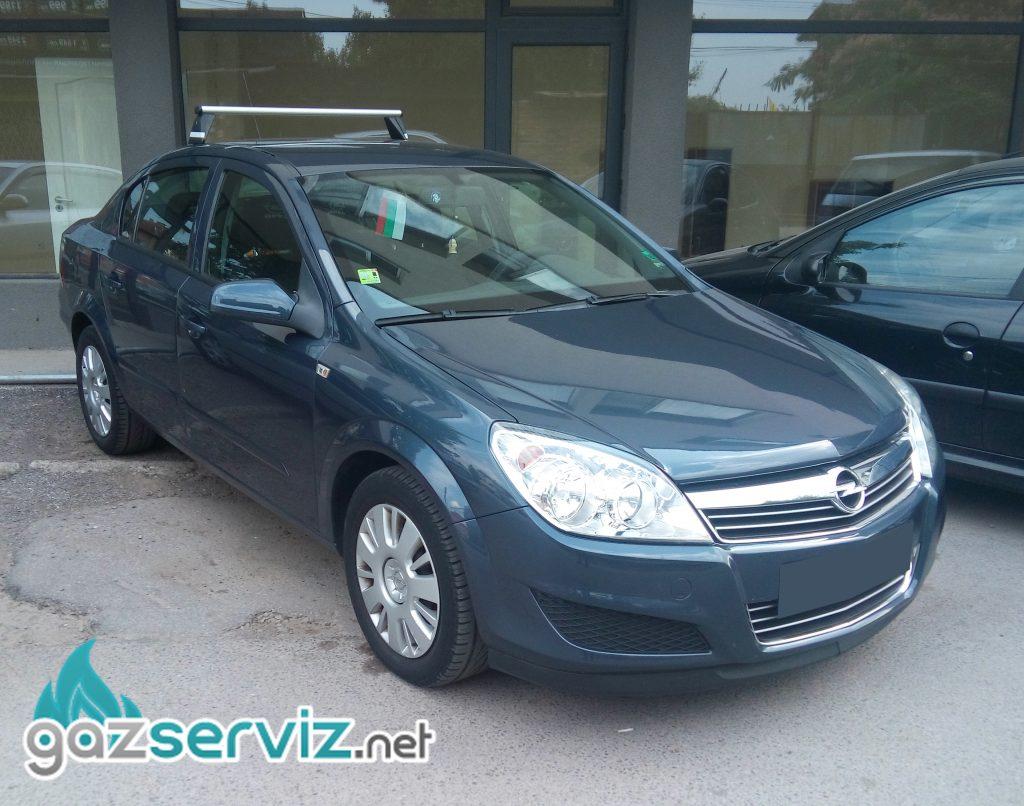 Opel astra 1.6 с газов инжекцион Digitronic - Газ Сервиз София