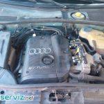 Поставяне на газов инжекцион EuropeGas наAudi 1.8 Turbo 150 к.с. / Монтаж, сервиз и продажба на газови инжекциони София - Тел.: 0897252727
