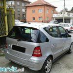 Mercedes a160 монтаж - газов инжекцион цена София