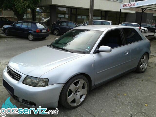 Audi A3 с газов инжекцион Digitronic