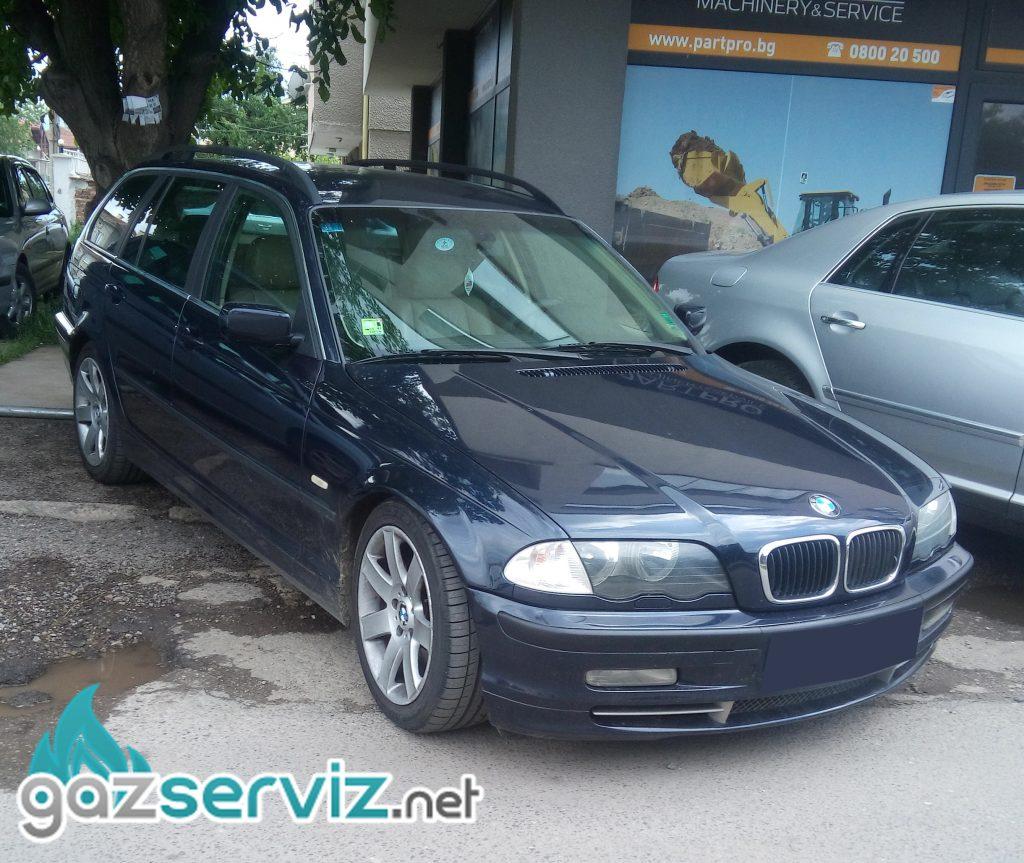 Газови инжекциони, монтаж BMW E46 328 - София газ сервиз