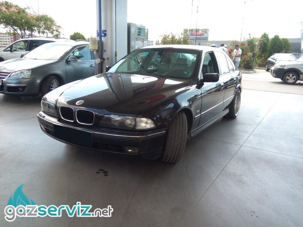 BMW E39 528 193kc с газов инжекцион DIGITRONIC
