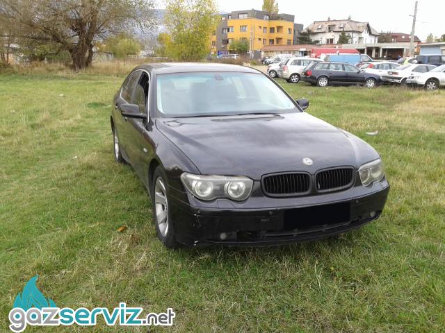 BMW E65 745 газов инжекцион DIGITRONIC цена софия