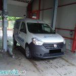 Поставяне на газов инжекцион AGIS на Dacia Dokker 85 к.с. с изпарител R-Uno