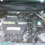 Постравяне на газов инжекцион Romano на HondaFR-V 2.0 155 к.с.
