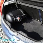 Поставяне на газов инжекцион EuropeGas на Fiat Punto 1,4 79 к.с.