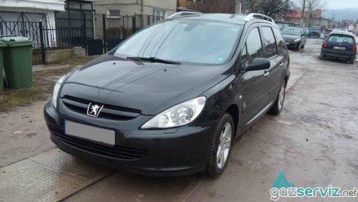 Peugeot 307 с газов инжекцион Digitronic цена софия