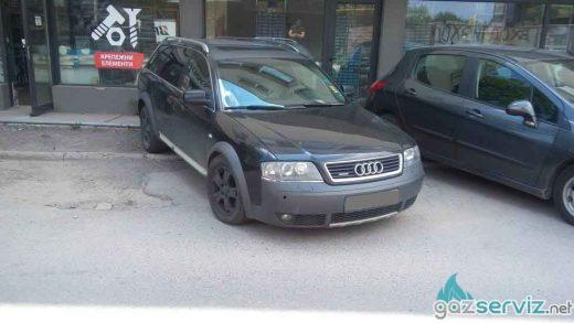 Audi A6с газов инжекцион Digitronic цена софия