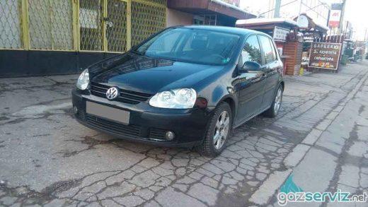 VW Golf 5 с газов инжекцион Digitronic цена софия