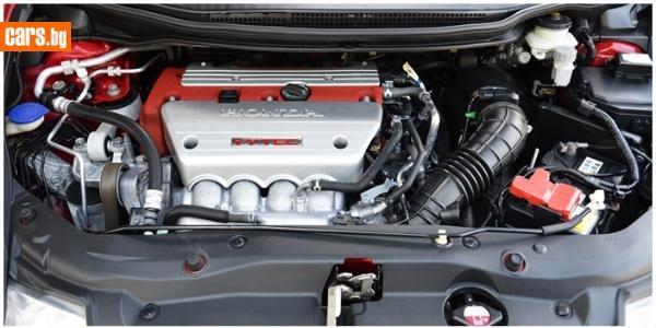Honda Civic 8 Type R - S, газов инжекцион, газ сервиз софия
