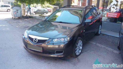 Газови инжекциони, монтаж - Mazda 6 софия сервиз
