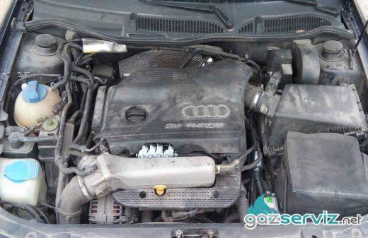 Audi A3 с газова уредба LPG Tech цена софия