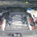Газови инжекциони, монтаж - Audi A6 V8