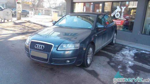 Audi A6 с газов инжекцион Digitronic цена софия