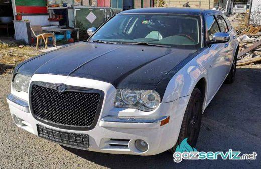 Газови инжекциони, монтаж - Chrysler 300C HEMI газ сервиз софия