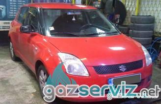 Suzuki Swift с газов инжекцион Digitronic