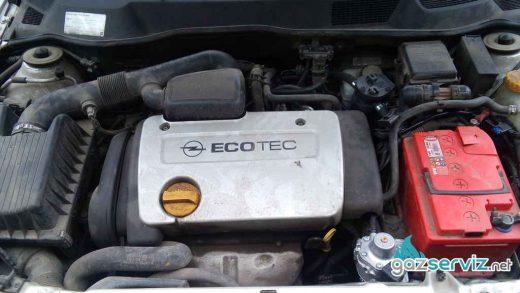 Opel Astra G с газова уредба Lovato цена София