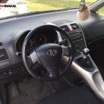 Toyota Auris / И газова уредба инжекцион цена софия