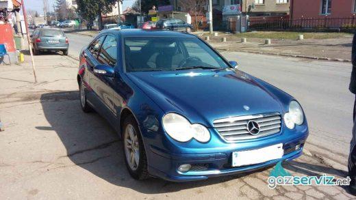 Газови инжекциони, монтажи - Mercedes - Газ Сервиз София