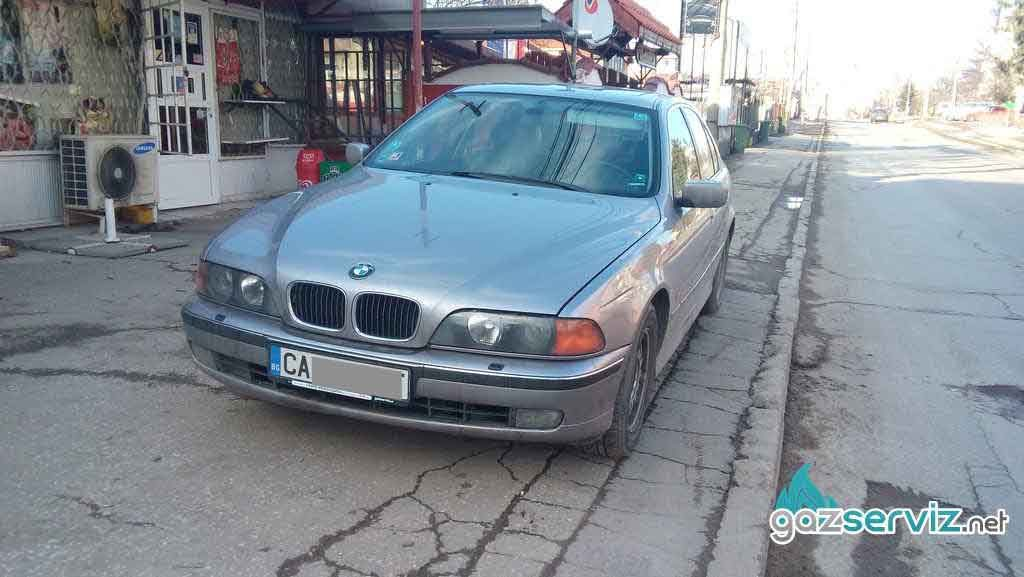 Газови инжекциони, монтажи - BMW 528 E39 - софия - газ сервиз