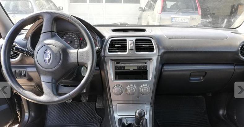 Subaru STI interiour на газ ..или без газ ?! = газова уредба / инжекцион цена софия газ сервиз