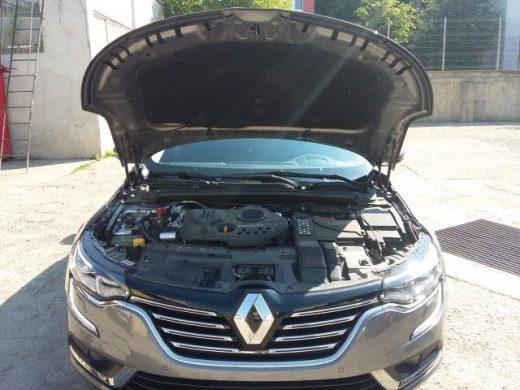 Renault Talisman със газова уредба DIGITRONIC